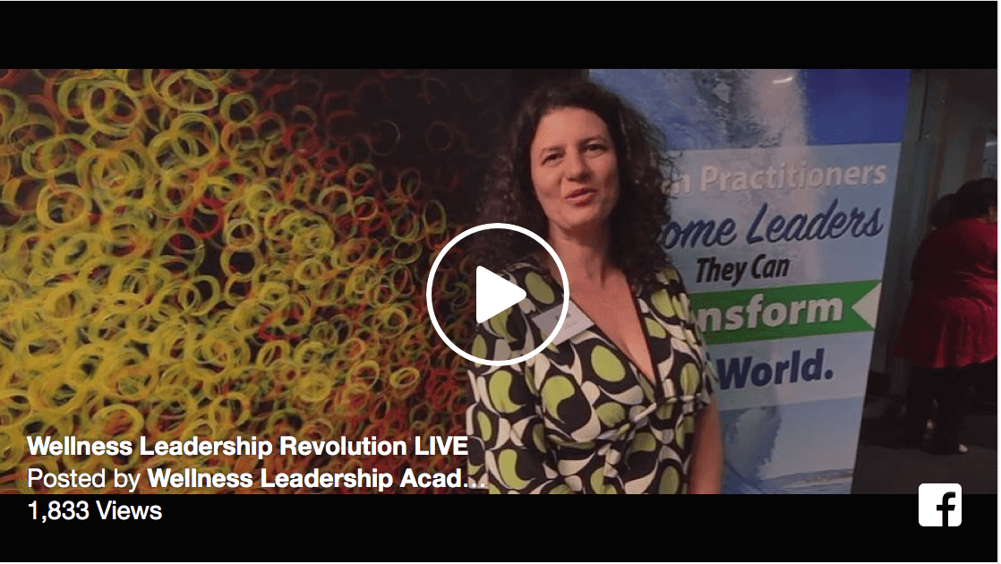 The Wellness Leadership Revolution version 3.0