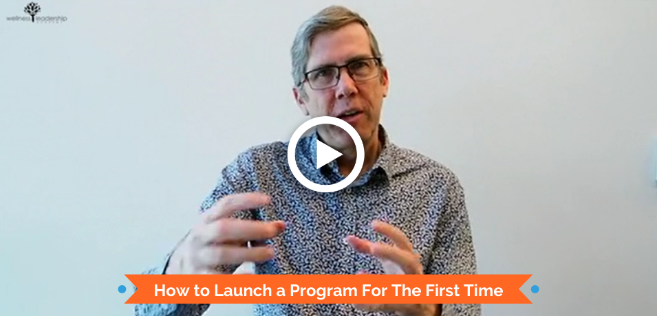 How to Launch a Program For The First Time