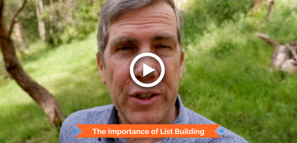 The Importance of List Building
